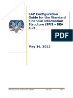 SAP Configuration Guide for SFIS - BEA 8 0 Ver 1-0 May 16 2011_FINAL