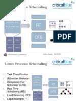 Linux Scheduler