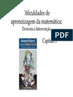 Discalculia- Conceito e Carateristicas