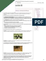 Ecología y Evolución IB_ Relaciones Interespecíficas e Intraespecíficas