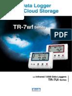 Cloud Datenlogger 7wf Series