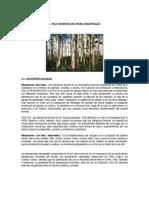 Plantaciones Con Fines Industriales