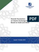 Shariah Parameters 7October14