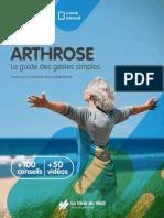 Arthrose - Le Guide Des Gestes Simples Du Kine Du Web