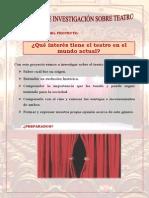PROYECTO SOBRE EL TEATRO con evaluación.pdf