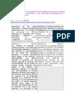 Comparación Ley Cocopa y Presentada vs Ley Ejecutivo y Las Reformas Aprobadas Por El Congreso de La Unión