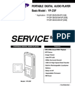 Samsung YPZ5 Service Manual