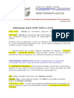 6- CFOP 5405 e 5102 substituto tributario e substituido.pdf