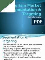 Tourism Market Segmentation & Targeting