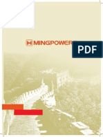 Дизельные электростанции MingPowers