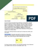 chemical bond types