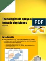 Tema 9 Tecnologías de Apoyo a Las Decisiones