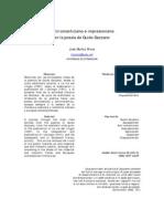 Antirromanticismo e Impresionismo en La Poesía de Guido Gozzano