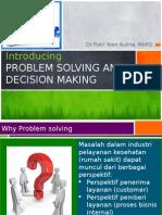 1. Problem Solving