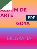 Goya ciencias sociales