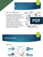 Diapositiva de Ergonomia (Lunes 25)
