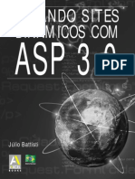 Criando Sites Dinamicos Com ASP 3.0 - Julio Battisti