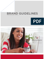 InComm Brand Guide Screen