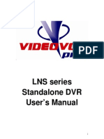 VideovoxPro_LNS Series User's Manual