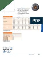 Edwards Signaling 333-6G1 Data Sheet