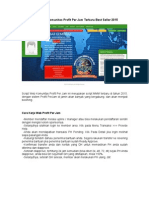Script Web Komunitas Profit Per Jam Terbaru Best Seller 2015