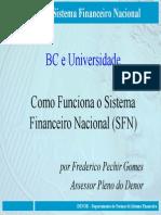 Banco Central Univ SFN