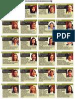 Asambleistas nacionales de Cochabamba
