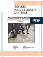 2.- Estudio de Mecanica de Suelo y Canteras_VILCAR
