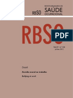 RBSO 126_completo Assedio Moral No Trabalho