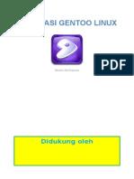 Instalasi Gentoo Stage3