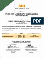 Certificado UT