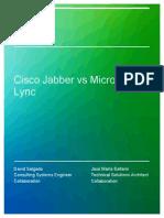 Jabber vs Lync