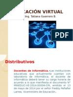 "Educaciã""n Virtual"
