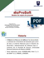 EXPO MoProSoft - Modelo de Mejora de Proceso