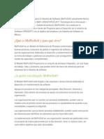 2. MoProSoft - Modelo de procesos