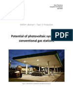 Photovoltaic and Electric Vehicles