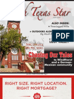 June North Texas Star