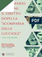 Visioni Del Giuridico - Perugia