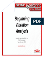 Beginning Vibration Analysis