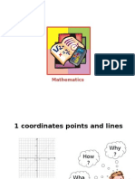 Coordinates Point and Lines