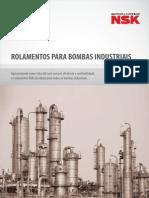 Rolamentos Para Bombas Industriais