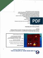 Catalogue Hose Reel Starter Control Panel