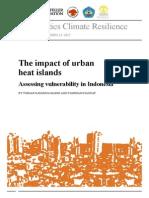 The Impact of Urban Heat Islands