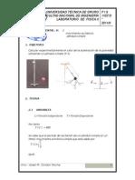 Fisica II, Informe de Lab # 2 Terminados (1102)