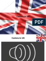 power point cariera in uk