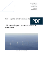 LCA Wind park
