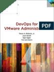 DevOps for VMware Administrators (VMware Press Technology)