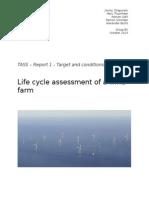 LCA wind park part 1