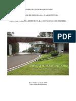 Estruturas de Aço –Zacarias M. Chamberlain & Gilnei a. Drehmer