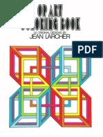 Op Art Coloring Book